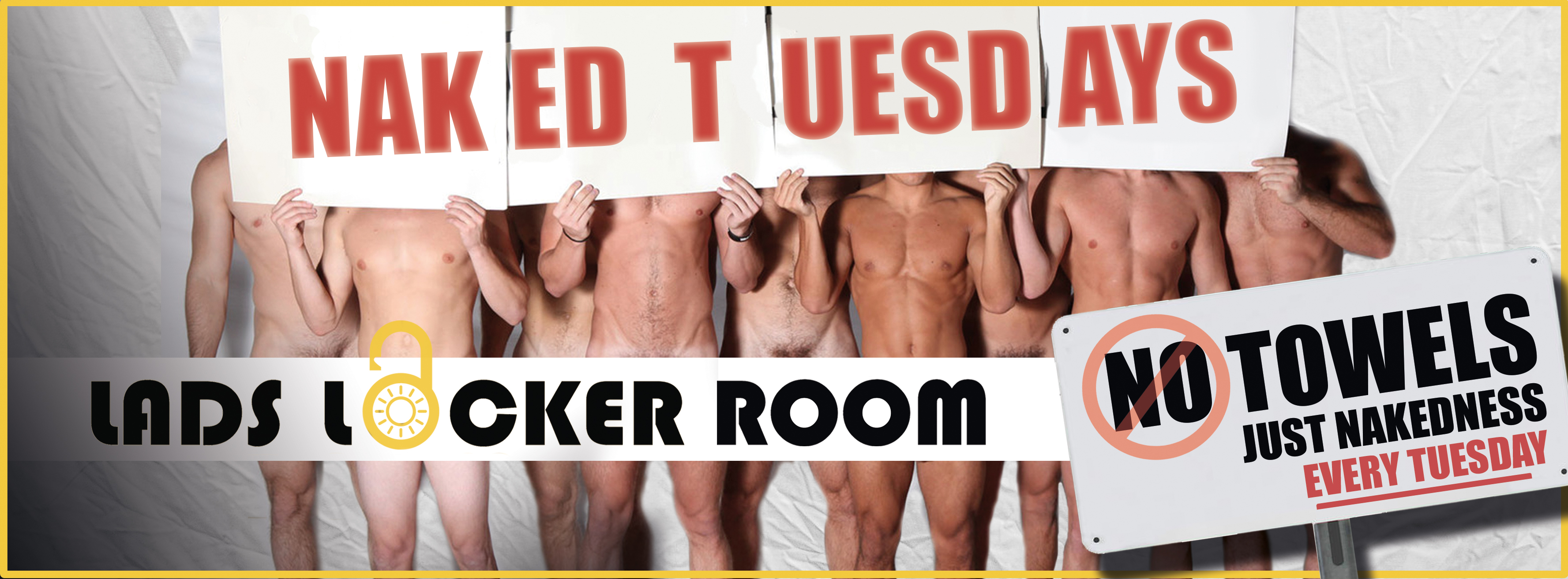 lads locker room